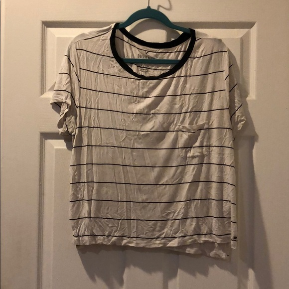 American Eagle Outfitters Tops - Striped American Eagle Tee Shirt